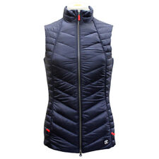 Barbour Womens Quilted Penhale Gilet - Navy - UK 8 & 10