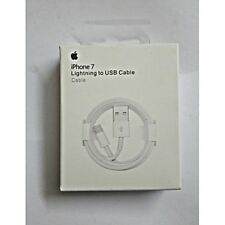 Cable 100% Original Apple Iphone 5 6 7 8 X Ipad Chargeur Lightning Usb