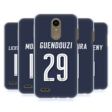 OFFICIAL ARSENAL FC 2018/19 PLAYERS AWAY KIT GROUP 2 BACK CASE FOR LG PHONES 1