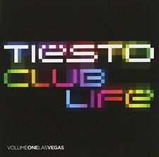 Tiesto - Club Life: Volume One Las Vegas - Tiesto CD B4VG The Cheap Fast Free