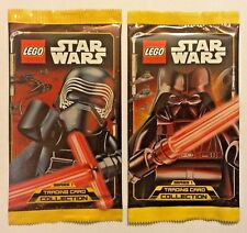 LEGO STAR WARS SERIES 1 Trading Cards 1-252 Pick you Own 2018 - Buy 3 Get 2 Free