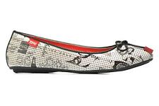 Donna Coca-Cola Shoes Paper Ballerine Multicolore