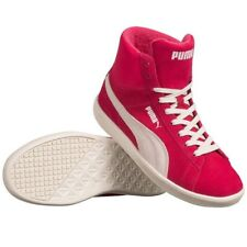 82ce807d345 Women s shoes Puma Archivie Lite Mid Sports High Sneakers Womens Pink  Fuchsia