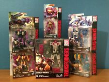 Transformers Hasbro Power Of The Primes Generations Terrorcons/Abominus MIB