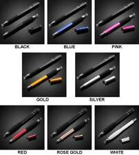 (2 in 1) Precision Dual Tip Stylus for iPad iOS Android - Choose Color