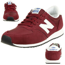 New Balance U420 Rdw Classic Baskets Chaussures Homme Rouge
