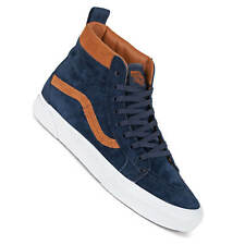 0e532c487757cc Vans Sk8-Hi MTE Men s Dark Blue South Dress Blue Weatherproof Winter Shoes