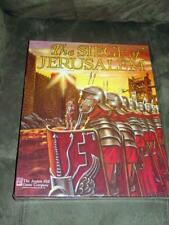 Avalon Hill AH 1989 - The Siege of Jerusalem game - Roman Incursion  -  (SEALED)