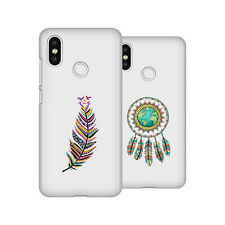 OFFICIAL POM GRAPHIC DESIGN FEATHER HARD BACK CASE FOR XIAOMI PHONES