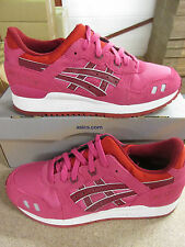 Asics Gel-Lyte III 3 Baskets pour Femme H483N 2526 Chaussures Baskets