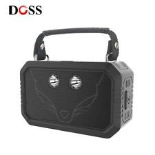 DOSS Traveler Outdoor Bluetooth V4.0 Speaker Waterproof IPX6 Portable Wireless S