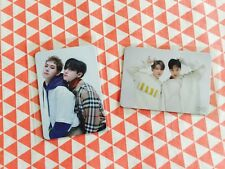 Monsta X The connect broadcast official unit photocard jealousy