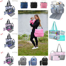 Diaper Bag Sets -Maternity Bag For Mom -Baby Tote Bag Perfect Baby Shower Gift