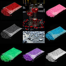 1000 Pcs / Bolsa 3mm Diy Acrilico Cristal Diamante Mesa Boda Dispersados