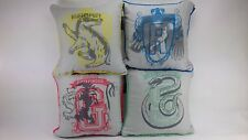 Harry Potter Pillow Cushion Hufflepuff, Gryffindor, Ravenclaw, Slytherin Primark