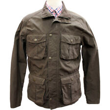 Barbour Mens Gateford Jacket in Mid Olive - Sizes S to XXL