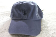 Polo ralph lauren Men carson blue cotton chino sports baseball Cap hat One Size