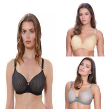 Freya Muse U/W Spacer Moulded T-Shirt Bra Black, Sand, Dove AA1901 Various Sizes