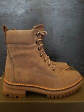 NEW IN THE BOX TIMBERLAND COURMAYEUR VALLEY BOOTS FOR WOMEN
