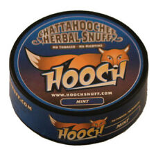 Hooch Snuff - Sample Pack (2 Tins)- No Tobacco - No Nicotine - 10 flavors avail