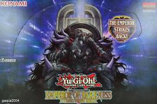 YuGiOh Emperor of Darkness Structure Deck, SR01 Common 1st Ed. Choose from list