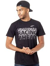 Alpinestars Black Racing Grade T-Shirt
