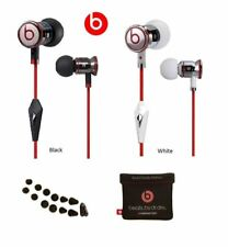 Genuine Monster Beats by Dr Dre iBeats In Ear Headphones Earphone Black / White