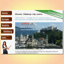 Compact Online Video Travelguides of Austria for your homepage