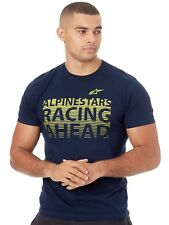 Alpinestars Navy Racing Grade T-Shirt