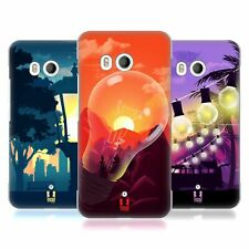 HEAD CASE DESIGNS SUNSET COLLECTION HARD BACK CASE FOR HTC PHONES 1