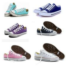 NEW ALL STARs Women/Men Chuck Taylor Ox Low Top shoes casual Canvas Sneakers