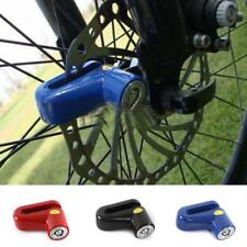 Security Protect Disc Brake Anti-theft Disk Wheel Rotor Lock For Scooter or Bike