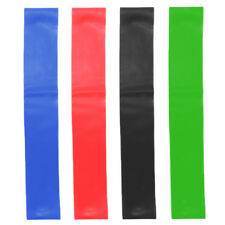 Elastic Resistance Loop Bands for Yoga Pilates Exercise Workout Fitness Gym