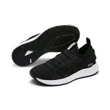 72ac7576643094 Puma Nrgy Neko Engineer Knit Wns Ladies Fitness Trainers Black 191094 08