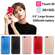 5,5 Zoll Android 6.0 Touch ID Smartphone 2GB+32GB Dual SIM Kamere 13MP + 5MP EU