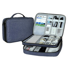 Waterproof Electronic Accessories Storage Bag USB Gadget Data Cable Organizer