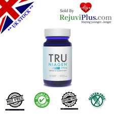 Tru Niagen® by Chromadex Anti-aging Nicotinamide Riboside (NR) Boost NAD+ Levels