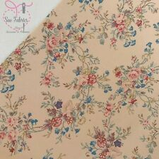 Vintage Cotton Material Rose Hubble Mother Nature 56 x 50cms Fat ... fb93b02ca