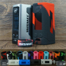 Silicone Case for Wismec Reuleaux RX GEN3 300W & ModShield Tank Band Cover