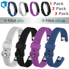 Replacement Silicone Bands Wristband Straps For Fitbit Alta / HR Fitness Watch