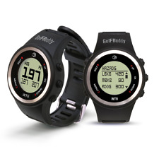 GolfBuddy WT6 GPS Golf Watch Range Finder 38000 Pre Loaded Courses