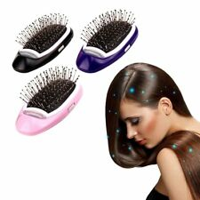 Ionic Breeze Hairbrush Portable Electric Hair Comb Brush Hair Modeling Styling