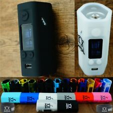 Silicone Case for Wismec Reuleaux RX200S 200W TC & ModShield Tank Band Cover