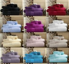 TOP QUALITY MIAMI TOWELS 100% EGYPTIAN COTTON TOWELS 4 SIZES EXTRA ABSORBENT