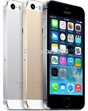 "Apple iPhone 5S 16GB GSM ""Factory Unlocked"" 4G LTE Smartphone A+"