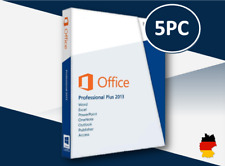 Office Professional Plus 2013, 1/5PC -Pro Plus -Direkt per E-Mail + Downloadlink