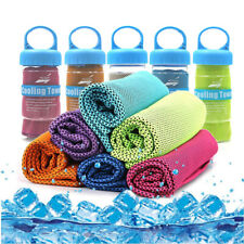 Microfiber Sport Towel Rapid Cooling Ice Face Towel Quick-Dry Beach Towels
