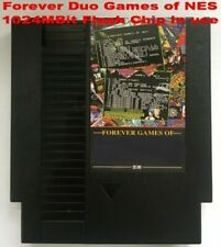 FOREVER DUO GAMES OF 852 in 1 (405+447) Game Cartridge for NES / FC Console
