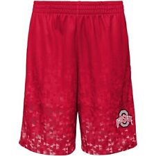 Youth Scarlet Ohio State Buckeyes Shorts
