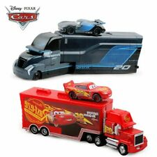 Cars Toys Lightning McQueen Jackson Storm Mack Uncle Truck Christmas Gift Toys